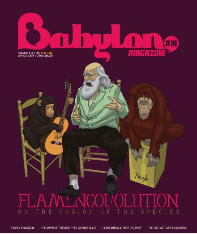 Resultado de imagen de flamenco evolution