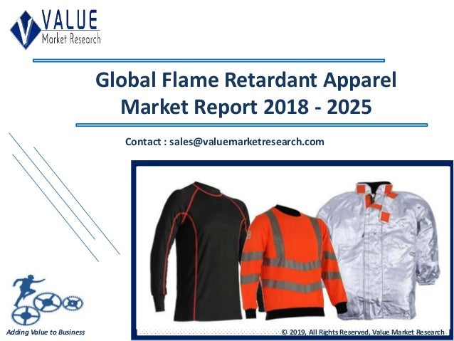 Flame Retardant Apparel Market Size, Outlook Research Report