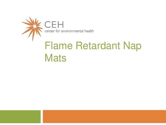 Flame Retardant NapMats