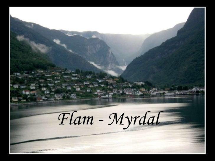Flam - Myrdal