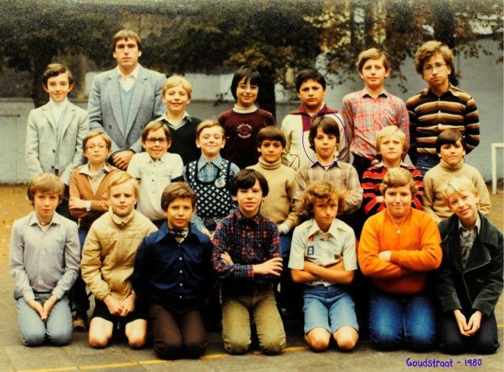 Goudstraat - 1980