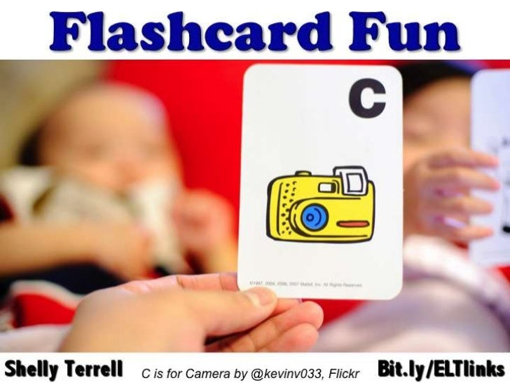 Fun with Flashcards