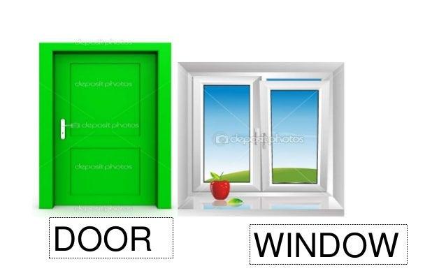 Flashcards for Window design 4 4