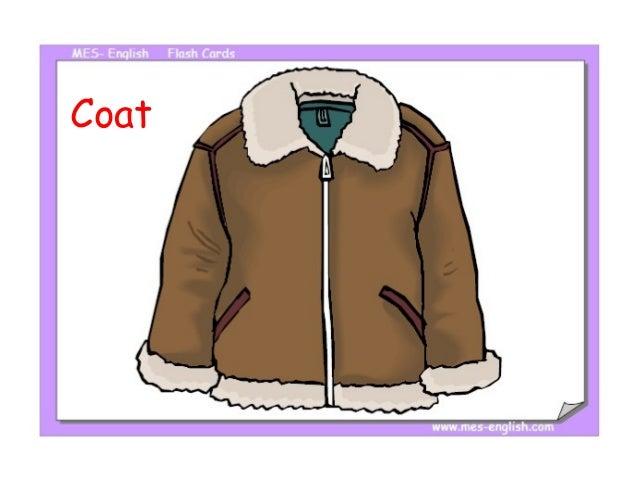 Coat Cartoon