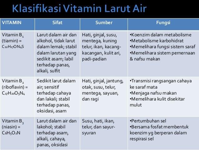 Makalah Vitamin Larut Dalam Lemak