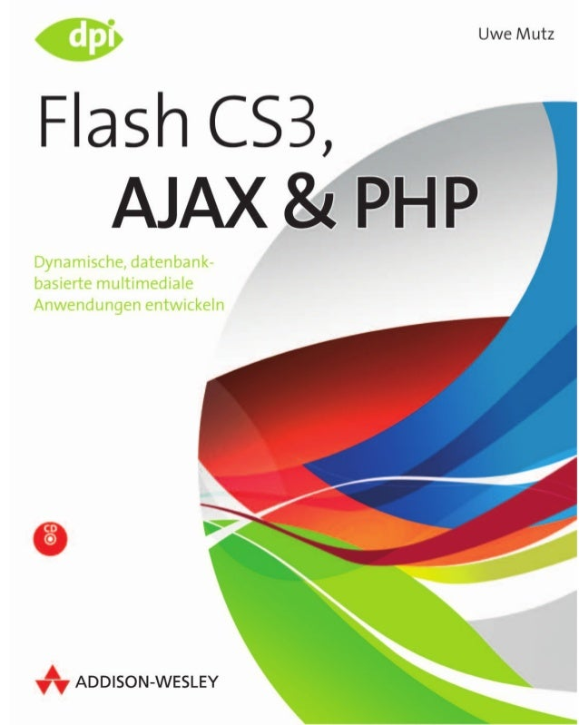 Flash CS3, AJAX und PHP