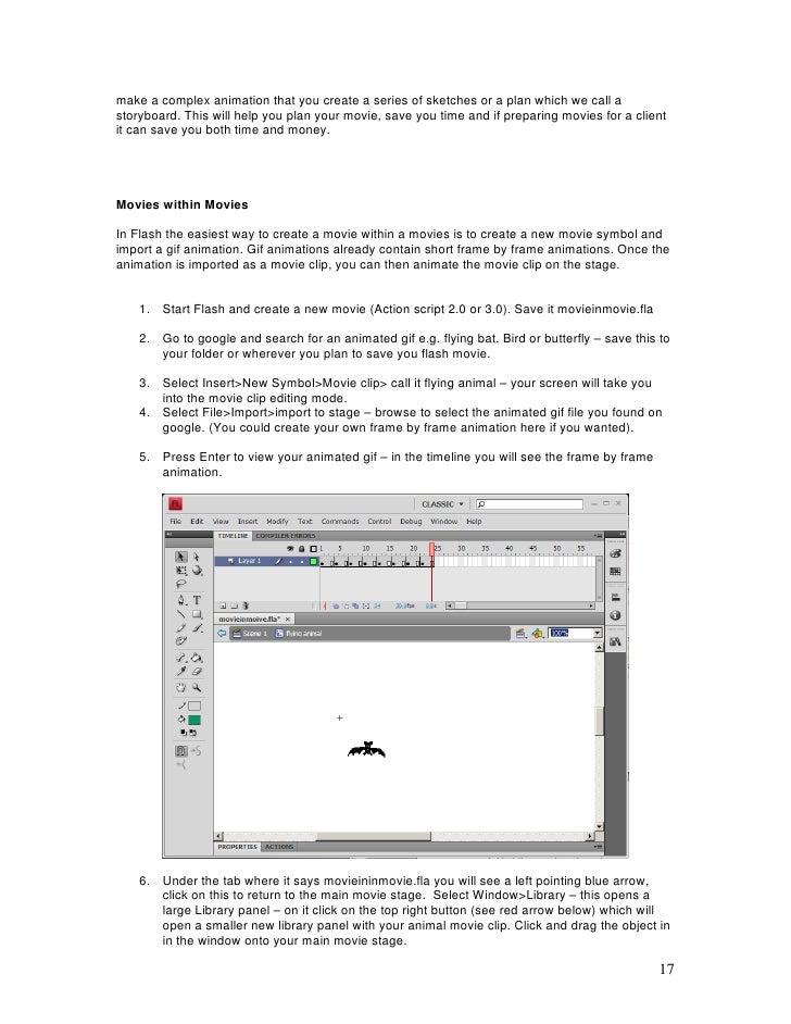 Flash cs4 tutorials_2009