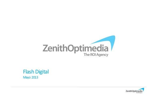 FlashDigitalMayo 2013