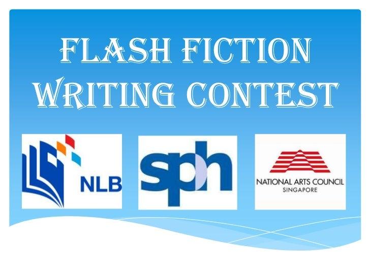 Flash FictionWriting Contest