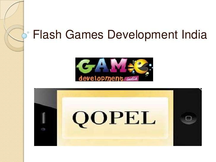 Flash Games Development India