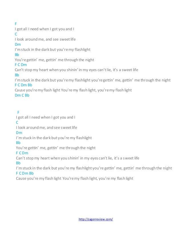 Flashlight Chords – Jessie J by Zager Reviews