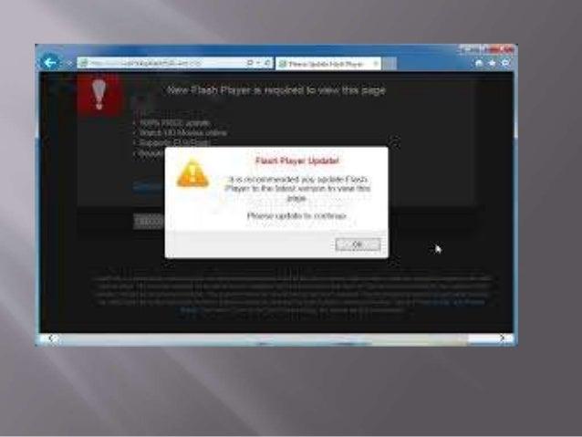 Flash Player Update Recommended pop-ups est un dangereux malwares qui affectent votre ordinateur très mal. Il est créé par...