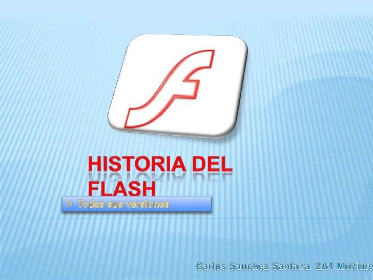 """HISTORIA DE FLASHHace muchos años, """"Flash"""" era simplemente el nombre de un superhéroe queeliminaba a los malos por los año..."""