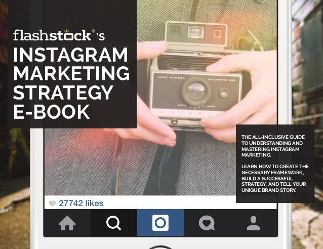 The all-inclusive guide to understanding and mastering Instagram marketing. Learn how to create the necessary framework, b...
