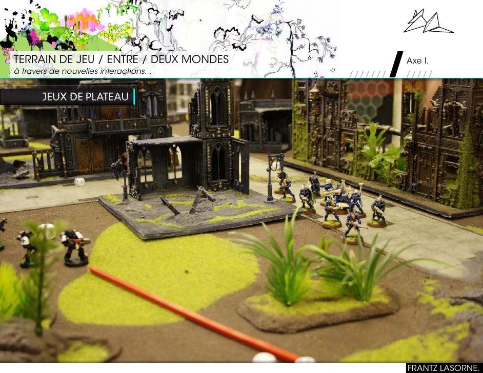 terrain de jeu entre deux mondes r el virtuel. Black Bedroom Furniture Sets. Home Design Ideas