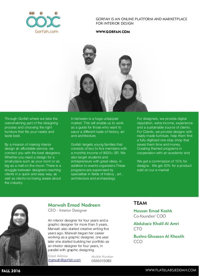 Flat6Labs Jeddah Investor Brief Cycle 5 6