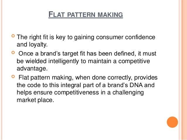 Flat Pattern Amazing Patterning Definition