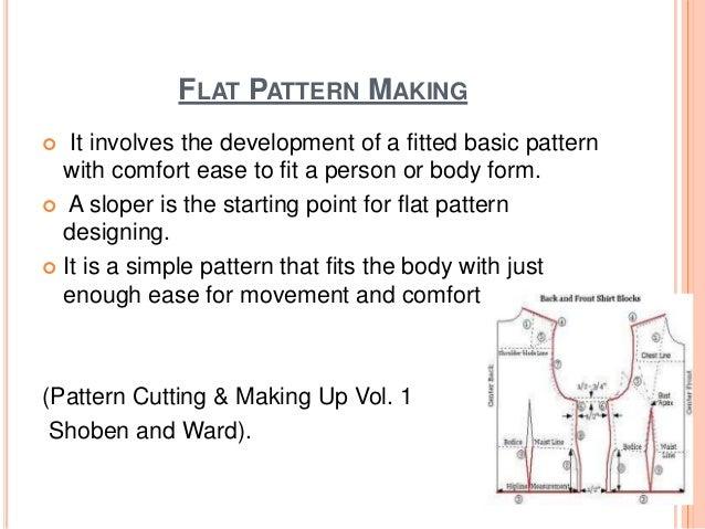 Flat Pattern Awesome Patterning Definition