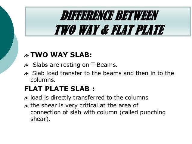 design of one way slab steps pdf