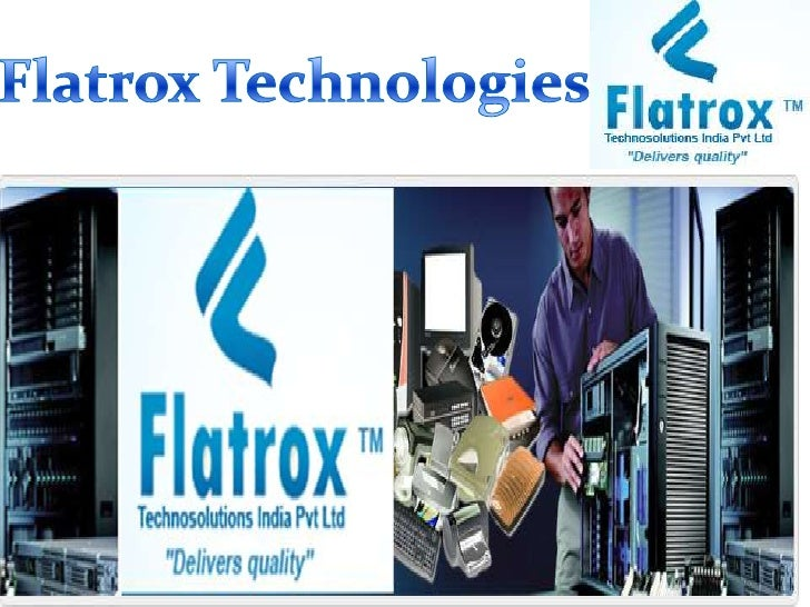 If you are looking for highly configured computer then FlatroxTechnologies is for you. We have various categories like lap...