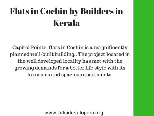 Flats In Kochi Luxury Flats In Cochin Builders In Kerala