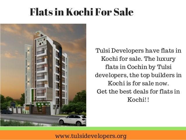Flats in Kochi For Sale By Top Builders in KochiLuxury