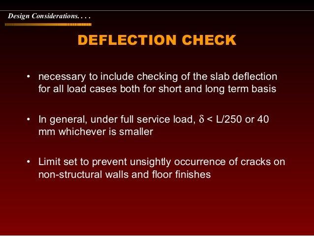 Cracks In Concrete Slab