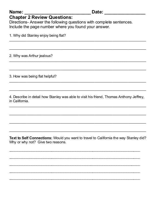 Printables Flat Stanley Worksheets flat stanley worksheets syndeomedia