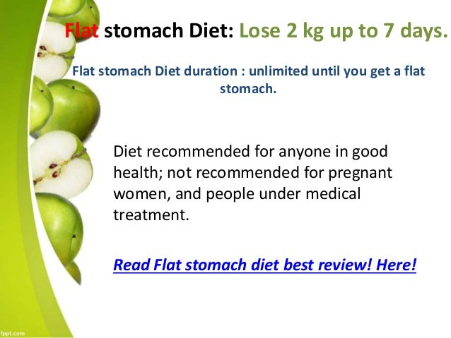 Flat Stomach Diet: Get Rid Of Stomach Bloating Quickly, Easily ...