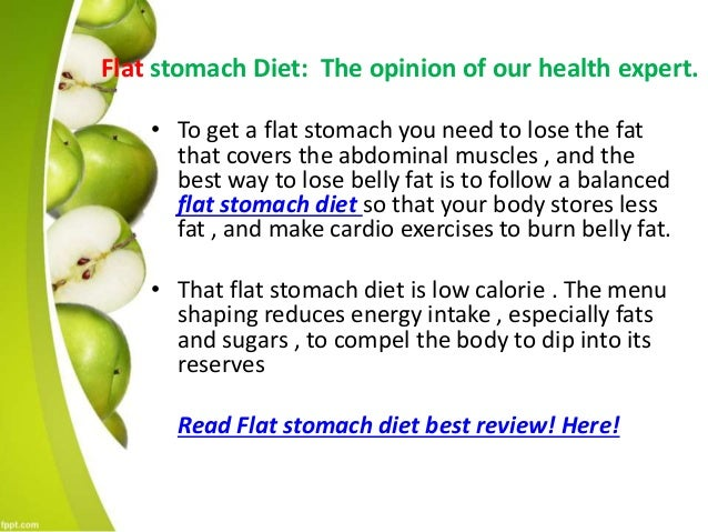 Flat Stomach Diet: Get Rid Of Stomach Bloating Quickly ...