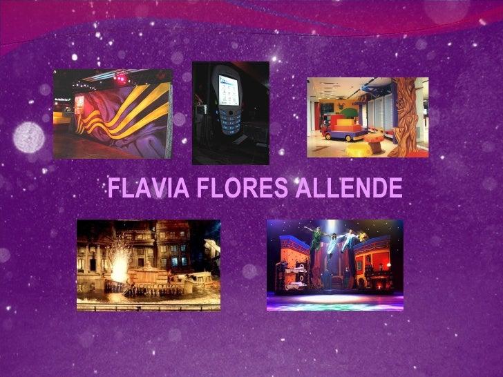 FLAVIA FLORES ALLENDE