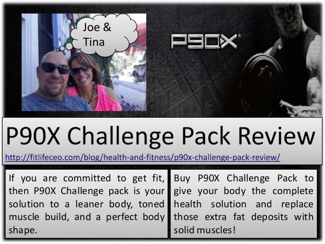 If you are committed to get fit, then P90X Challenge pack is your solution to a leaner body, toned muscle build, and a per...