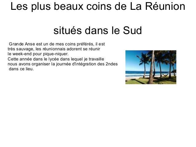 Les plus beaux coins de La Réunion situés dans le Sud Grande Anse est un de mes coins préférés, il est très sauvage, les r...