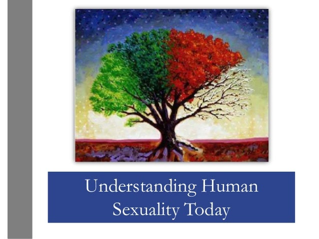 Understanding Human  Sexuality Today