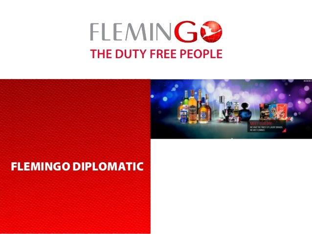 FLEMINGO DIPLOMATIC