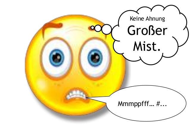 Keine Ahnung Großer Mist. Mmmppfff… #...