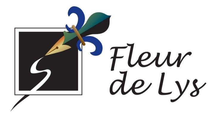 Fleur de lys logo