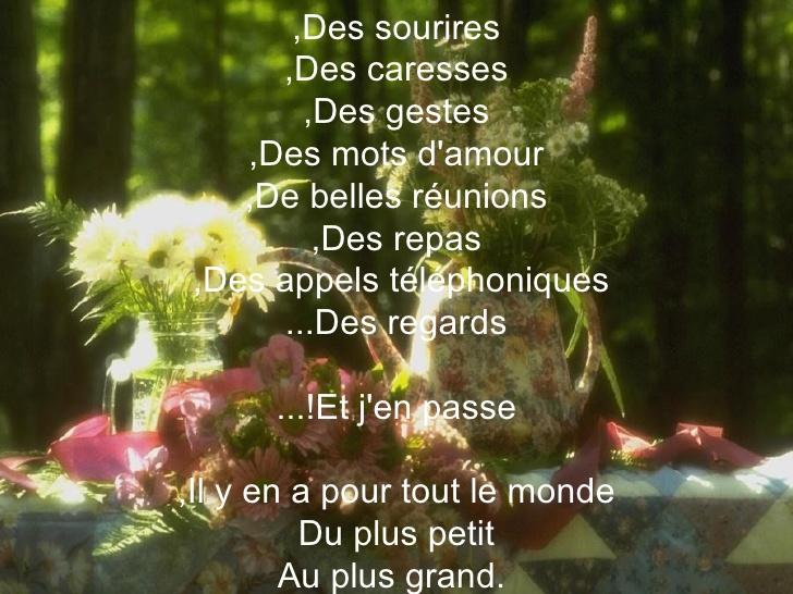 Mot D Amour Fleur Sms Clecyluisvia Web