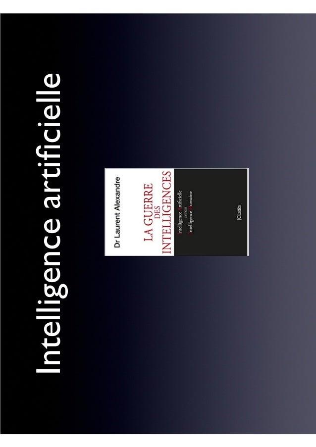 Intelligenceartificielle