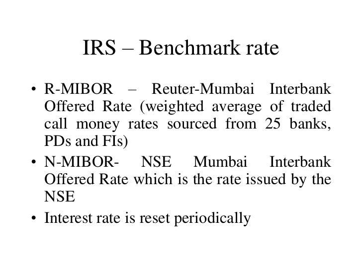 Reuter interbank rate
