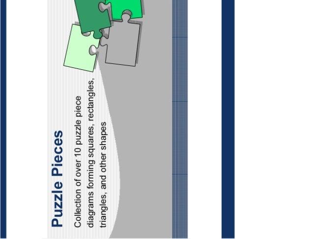 puzzle pieces powerpoint templates