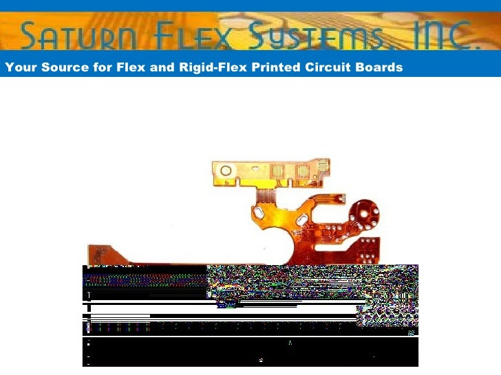 Your Source for Flex and Rigid-Flex Printed Circuit Boards