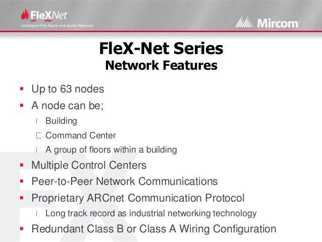 Discover the Mircom FleX-Net system