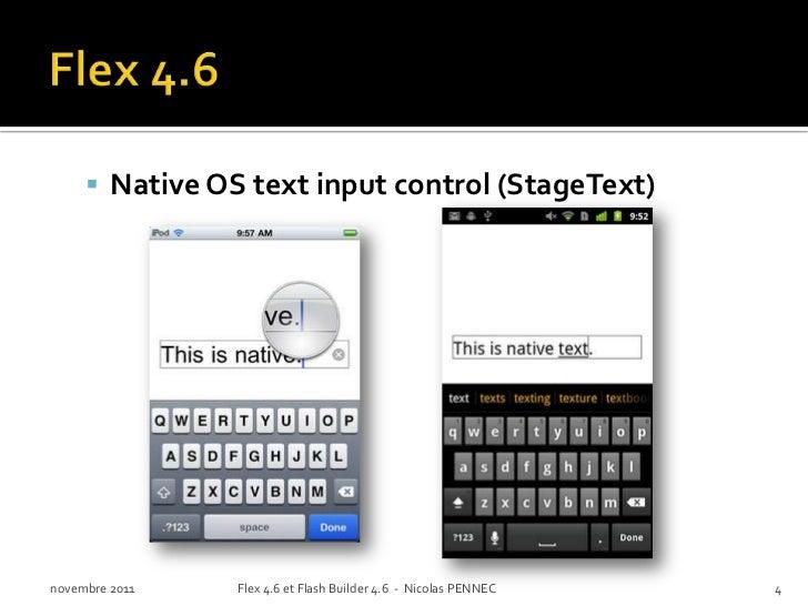     Nouveaux composants Spark optimisés pour le mobile      ToggleSwitch      SpinnerList      DateSpinner      Callo...