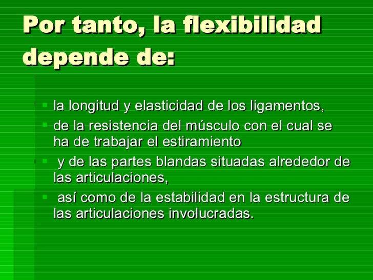 Flexibilidad - Sinonimos de aprovechar ...