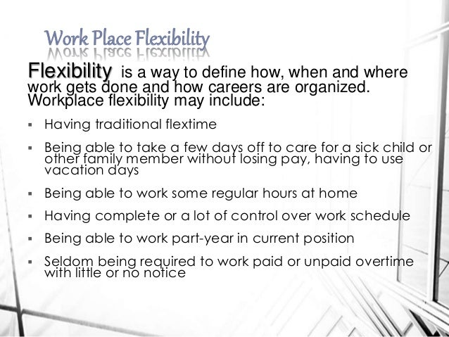 Delightful Flexibility Is A Way To Define ...