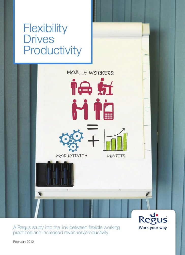 Flexibility      Drives      Productivity                          MOBILE WORKERS                                   =     ...