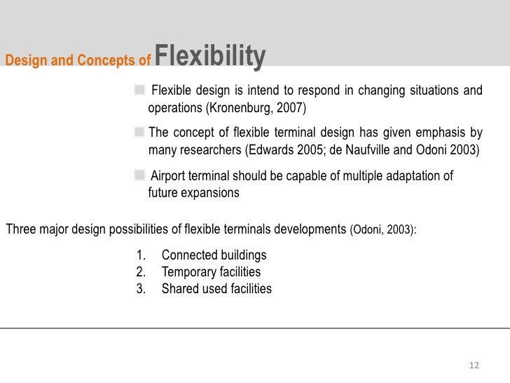 Flexible Digital Approach To Airport Terminal Design