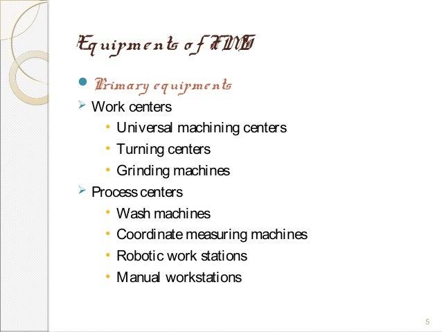 universal fms manual