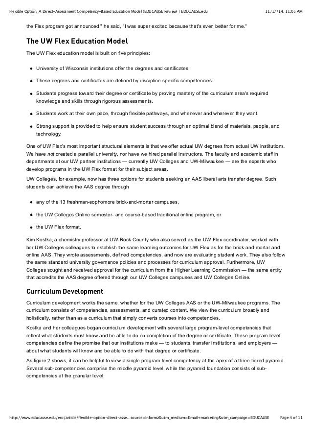 competency based assessments in education Understanding competency based assessment overview terms the cbet system purpose of assessment competency-based assessment features.